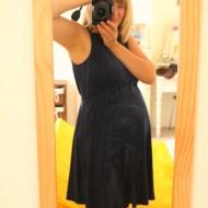 One maternity dress: 3 ways