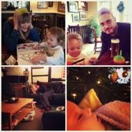 Christmas Eve eating with #OrganixFoodFun