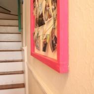 Home tour: the hallway
